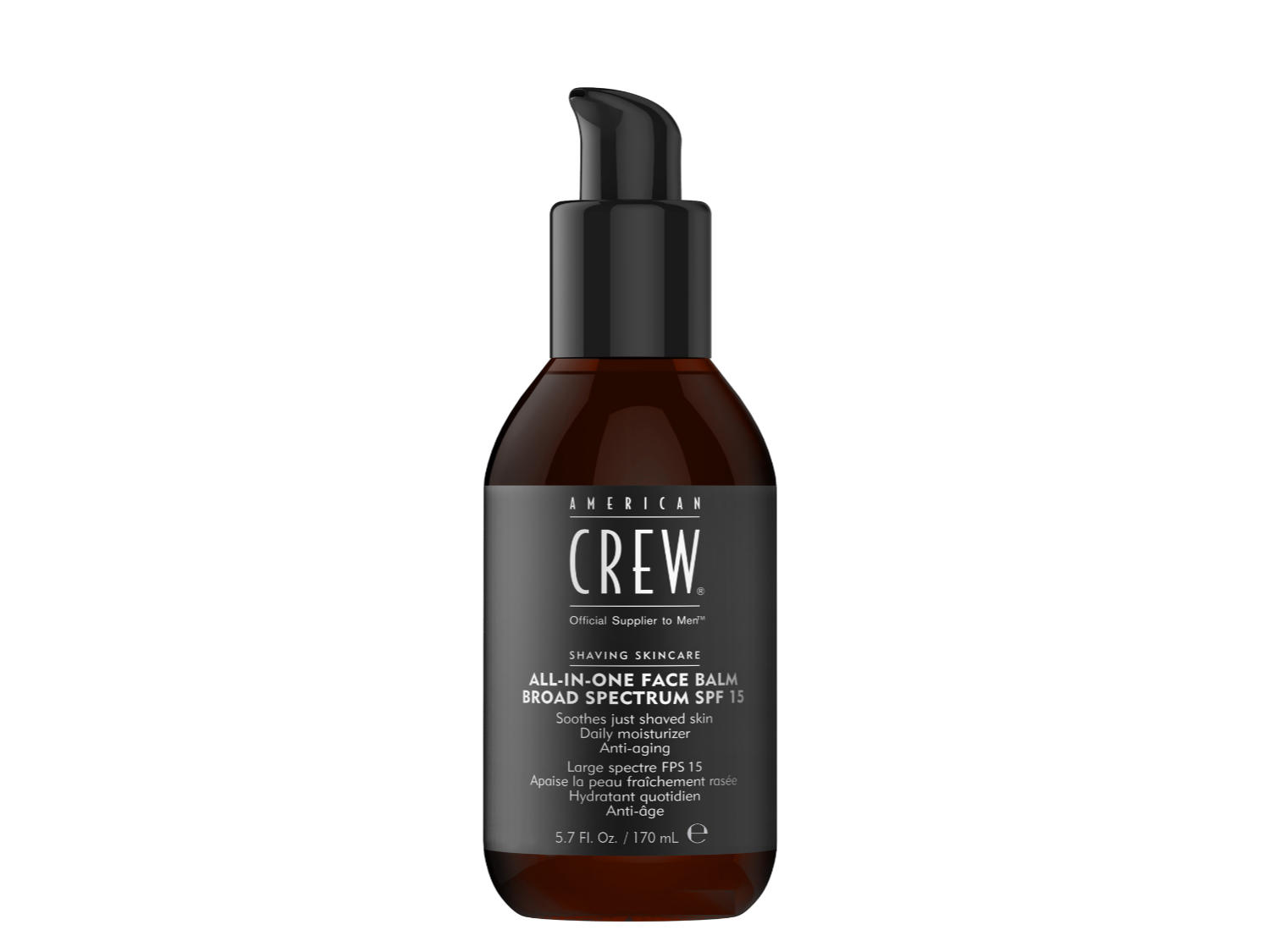 Arma Beauty - American Crew - All-in-One Face Balm (SPF 15)