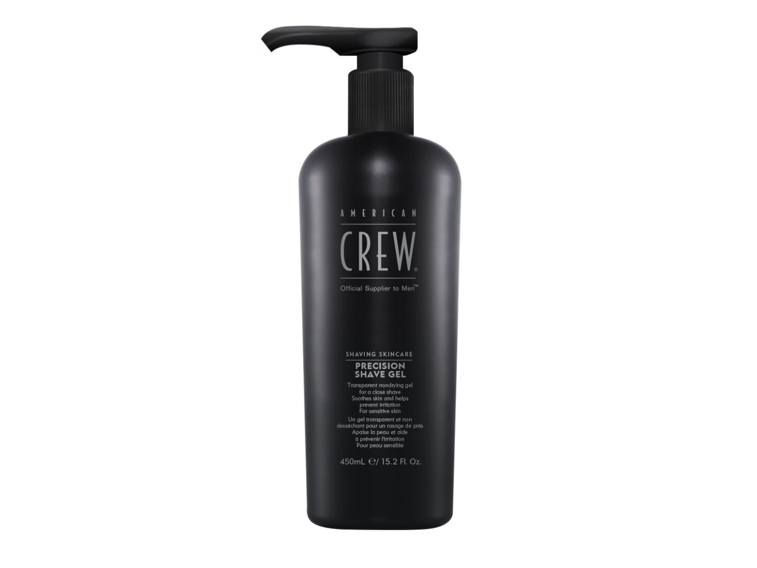 Arma Beauty - American Crew - Precision Shave Gel