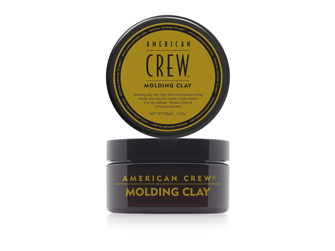 Arma Beauty - American Crew - Molding Clay