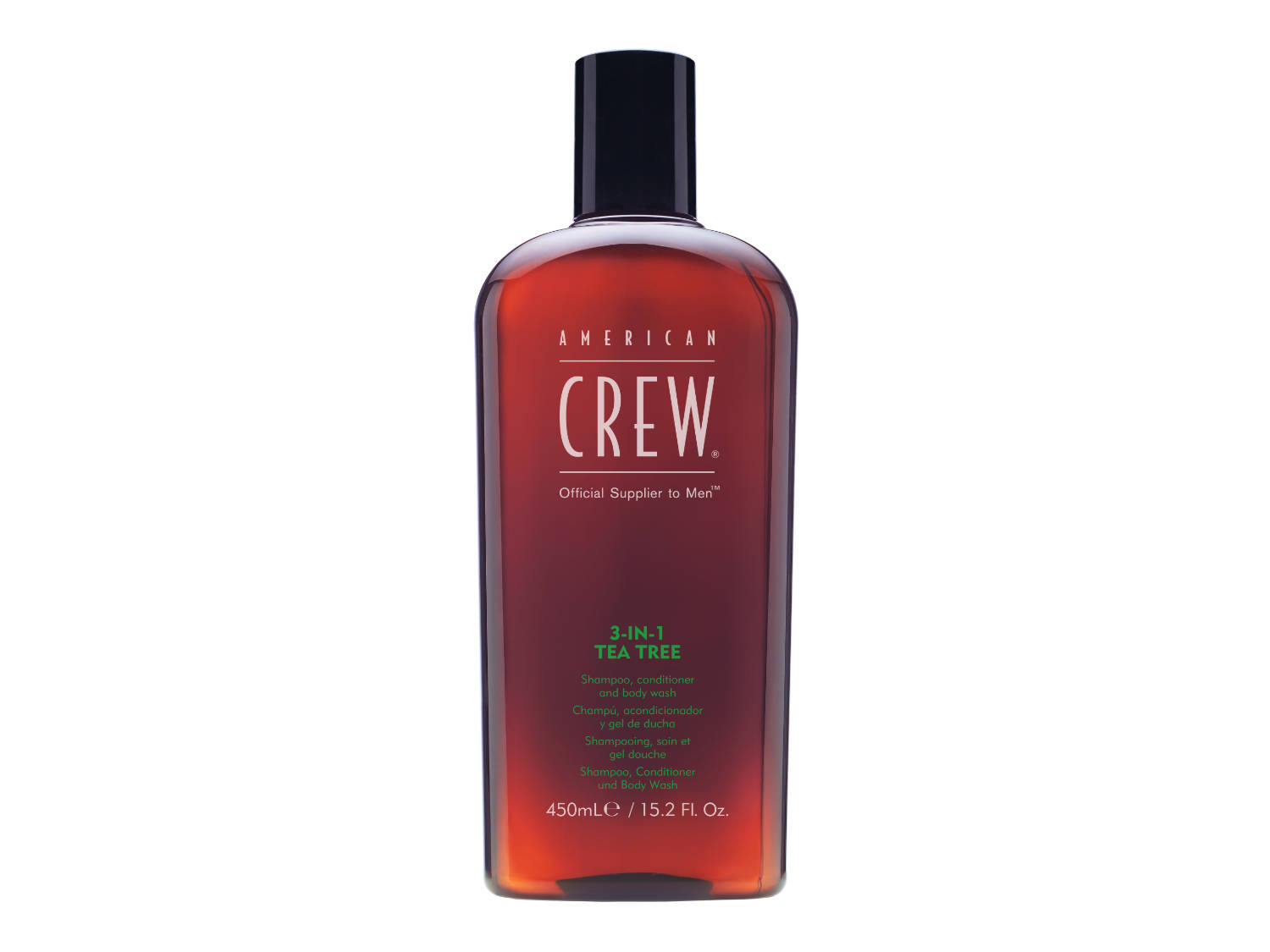 Arma Beauty - American Crew - 3-IN-1 Tea Tree